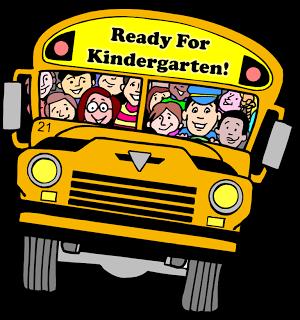 Incoming Kindergarten Info